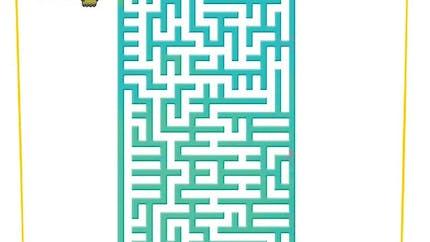 Labyrinthe : Ça bulle