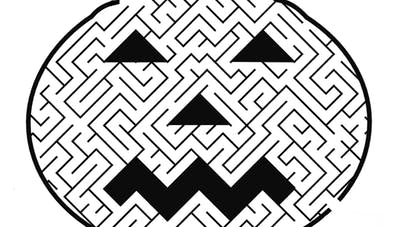 Labyrinthe de la citrouille