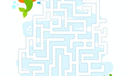 Labyrinthe de la sirène