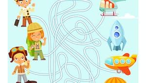 Labyrinthe des pilotes