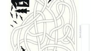 Labyrinthe du fantome