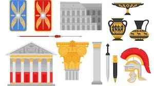 Le bas-empire romain ou la chute de Rome