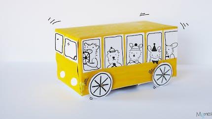 Le bus de l'école