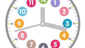 La méthode pour apprendre à lire l'heure
