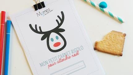 Le cahier d'activités de Noël pour les petits