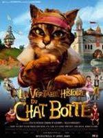 Affiche La véritbale histoire du Chat Botté