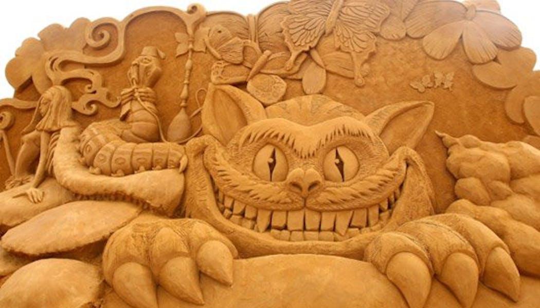 Le Chat du Cheshire (Alice au Pays des       Merveilles)