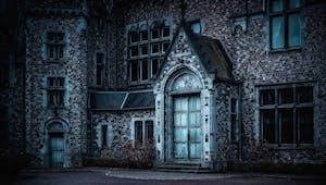 Le château abandonné