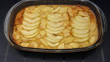 Le clafoutis aux pommes, le dessert qui sublime les pommes