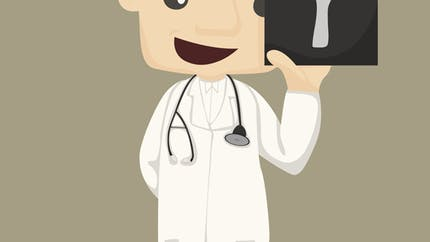 Le docteur Guéritout