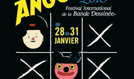 Le festival de la bande dessinée d'Angoulême 2010