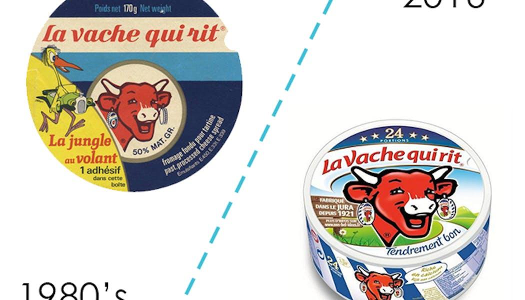 Le fromage La Vache qui Rit