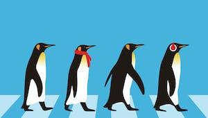 Le jeu des Pingouins
