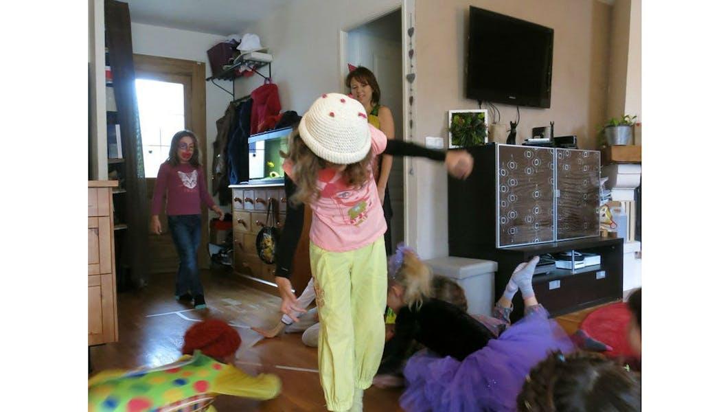 Le jeu du funambule