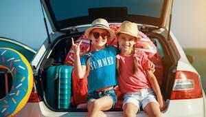 Le kit de voyage des enfants