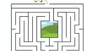 Le labyrinthe de Marguerite