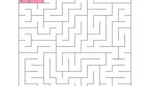 Le labyrinthe des amoureux