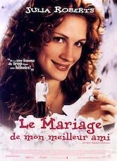 Affiche Le mariage de mon meilleur ami