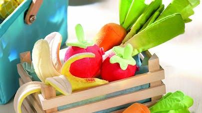 Comptine Le mariage des légumes
