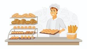 Le métier de boulanger
