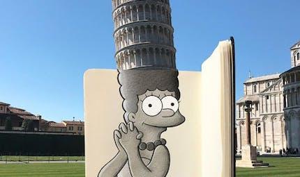 Le monde dessiné de Pietro Cataudella