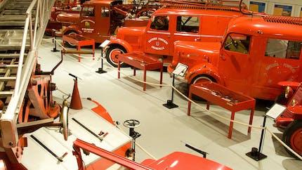 Le musée des Sapeurs-Pompiers de France