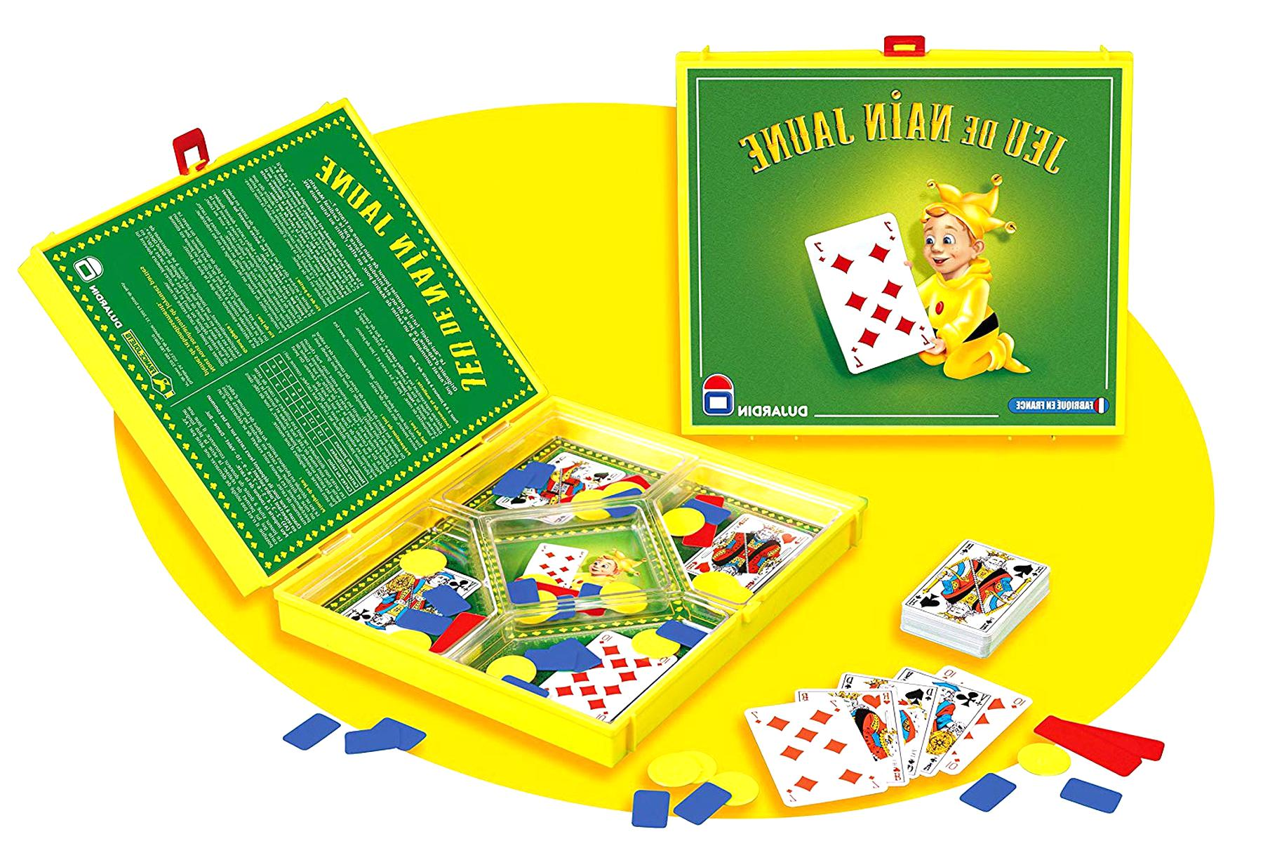Le jeu du nain jaune : les règles | MOMES.net