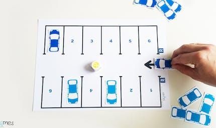 Le p'tit jeu du parking