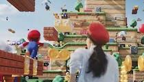Le parc Super Nintendo World se dévoile et sera super technologique