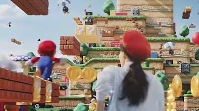 parc d'attractions Super Nintendo World au Japon sera       super technologique