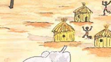 Le père éléphant