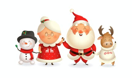 Le père Noël est mécontent (poème)