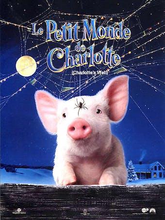Affiche Le petit monde de Charlotte