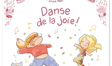Le petit monde de Lou – Danse de la joie