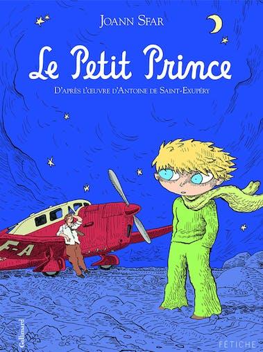 Le Petit Prince en BD