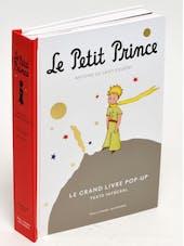 Le Petit Prince : le grand livre pop-up