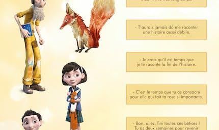 Le Petit Prince : Qui dit-quoi ?