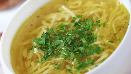 Le potage aux vermicelles, une recette de grand-mère