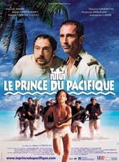 Affiche Le prince du Pacifique