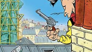 Le prochain Lucky Luke transportera le célèbre cowboy à Paris !