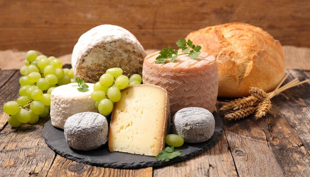 Le régiment des fromages blancs