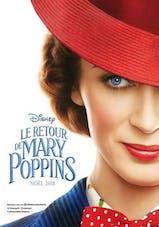 Le retour de Marie Poppins