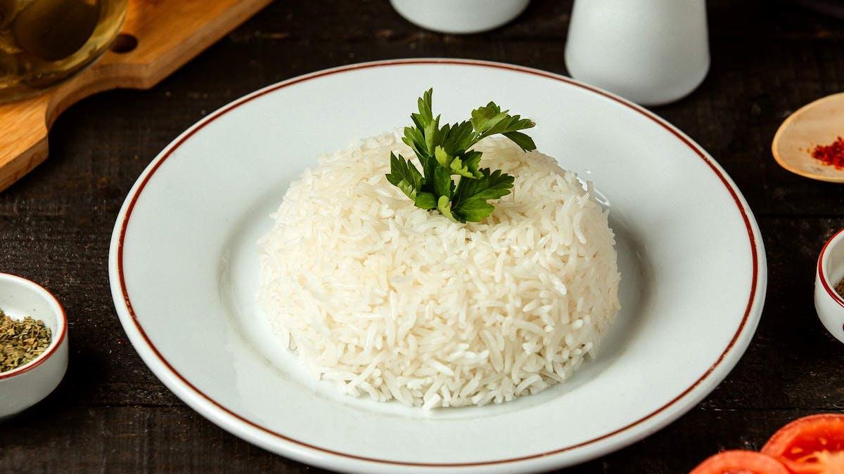 Le riz façon Santa