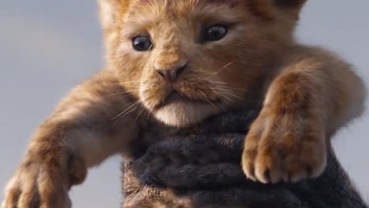 Le Roi Lion film live-action première bande annonce       fidèle version originale