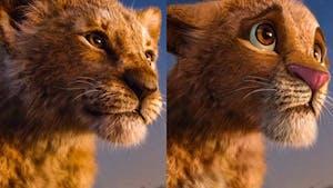 Le Roi Lion : quand un fan revisite le film dans le style de l'original !