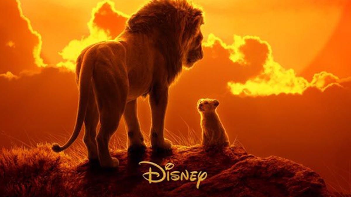 Le Roi Lion film Disney nouvelle bande annonce