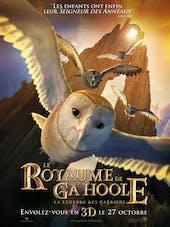 Affiche Le Royaume de Ga'Hoole