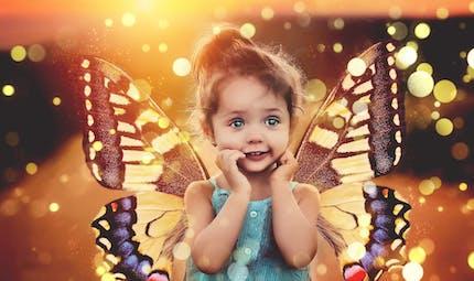 Le souhait des petites fées