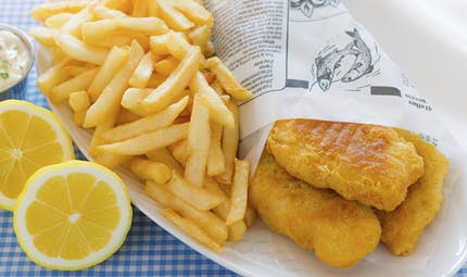 Le véritable Fish and Chips