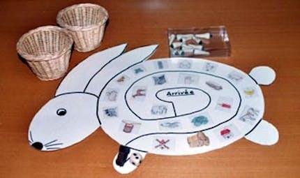 Lecture en jeu : le lapin du son i